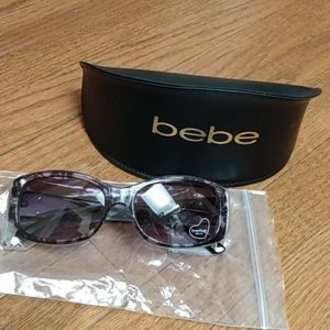 Bebe sunglasses BRAND NEW, NEVER WORN